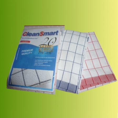 CleanSmart® set theedoeken