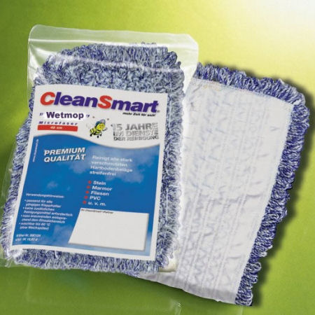 CleanSmart® Wetmop 48 x14,5 cm.