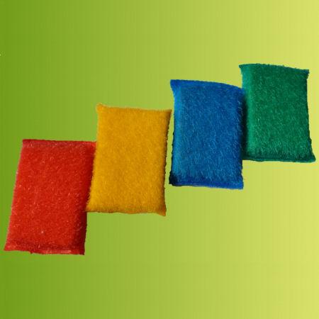 CleanSmart® zachte schuurspons mini